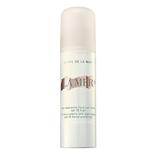 La Mer The Reparative Face SPF 30 High Sunscreen Lotion for Unisex, 1.7 Ounce by La Mer