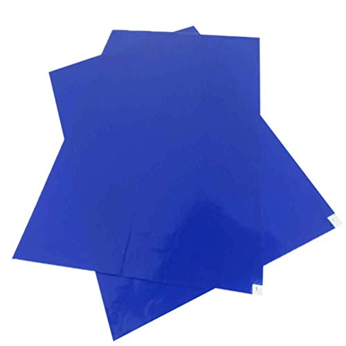 Mats Cleanroom Sticky (Cleanroom Tacky/Sticky/Adhesive Mat Blue 24