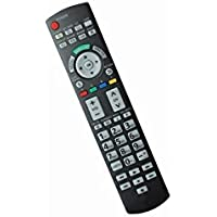 Universal Replacement Remote Control For Panasonic TC-L42U30 TC-P42S00 TH-42PD50 TH-42PD50U Viera LCD LED PLASMA HDTV TV