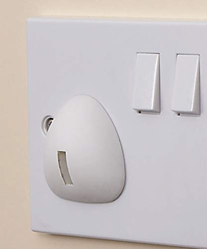 Frustration Free Packaging 6 Pack Clippasafe Door Stoppers