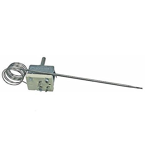 Thermostat Backofen Temperaturregler 50-320° 1polig EGO 55.13069.500