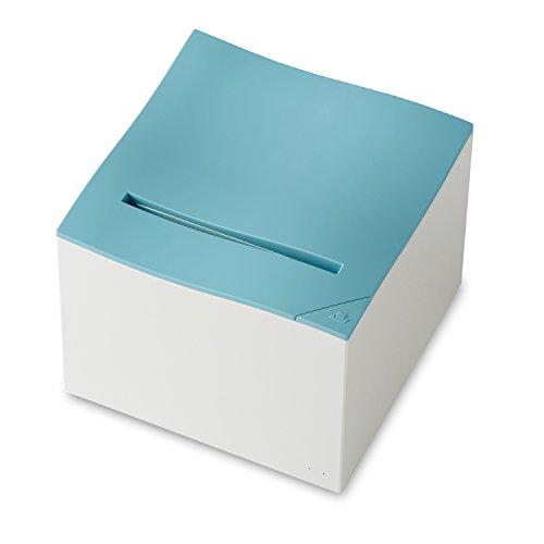 Blue Thermal Printer Cartridge - MANGOSLAB nemonic INKLESS Sticky-Note Printer - Blue