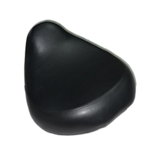 Black Motorcycle Front Driver Cushion Seat For Honda Shadow VT750 VT-750 VT750C VT-750C VT750CD VT-750CD 1998-2003 1999 2000 2001 2002 98-03 by Beautyexpectly (Image #2)