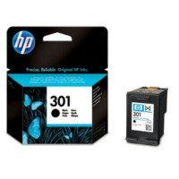 HP Deskjet 2540 All-in-One Printer - 301 Black - Original