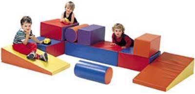 Children's Factory Soft Shapes Set