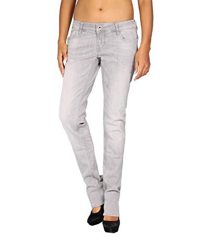 Jeans Push Mujer up Monie Vaquero Meltin'Pot Skinny Gris para R1dqx1ZY