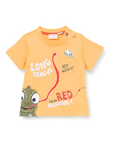 Chicco T-shirt A Manica Corta baby-jongens T-shirt met korte mouwen