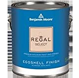 Regal Select benjamin moore- Eggshell(549)