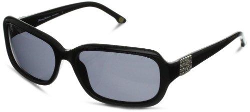 Tommy Bahama Praise The Rays TB7023 Polarized Rectangular Sunglasses,Black,57 - Tommy Polarized Sunglasses Women's Bahama