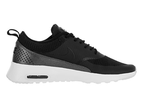 Thea Black Femme Negro Black Baskets Air Max Nike Basses qwEPfn0