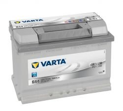 Varta Silver Dynamic 5774000783162 Car Battery 12 V 77Ah E44 Car Battery:
