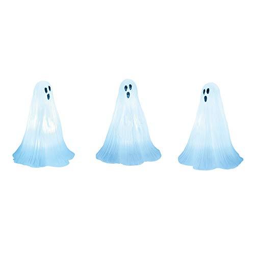 Department 56 Village Collections Accessories Halloween Lit Ghosts Figurines, 2.75