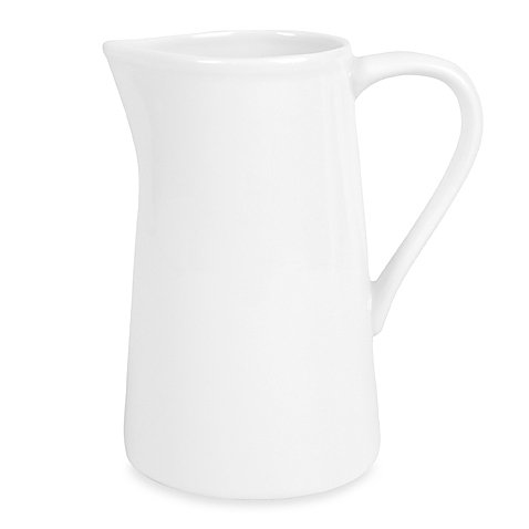 Everyday White by Fitz and Floyd 16 oz. Pitcher