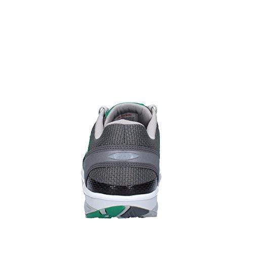 MBT Sneakers Uomo 42 EU Grigio Tessuto Venta En Línea Precio Más Barato Precio Barato De Moda Gran Descuento Precio Barato tAjbT