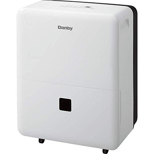 Danby 70-pint Dehumidifier with Built-In Pump (DDR70B3PWP) (Danby Ddr60a3gp)