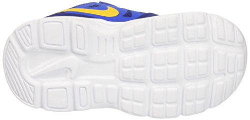 Nike Downshifter 6 (TD) - Zapatillas infantil, multicolor Azul (Dp Ryl Blue / Vrsty Mz Hypr Cblt)