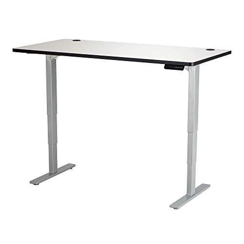 Amazon Com Safco Products Electric Height Adjustable