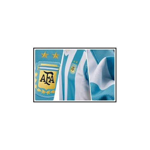 661fe2811 85%OFF Argentina Messi  10 World cup Home Kids Soccer Jersey Size Youth for