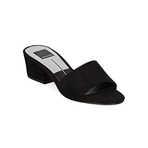 9daa133626cd ... Rilee By Dolce Vita. best Women Low Block Heel Slide - Open Toe Chunky  Heel Sandal - Open Toe Mule