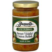 (Pack of 6) (Braswell Vidalia Onion Relish)
