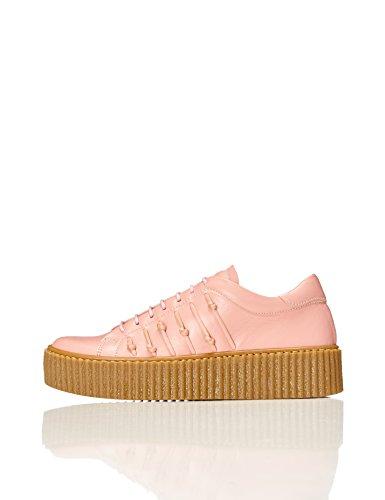 Find Con Elastica pink Ginnastica Da Donna Rosa Fascia Scarpe 6rq7x6