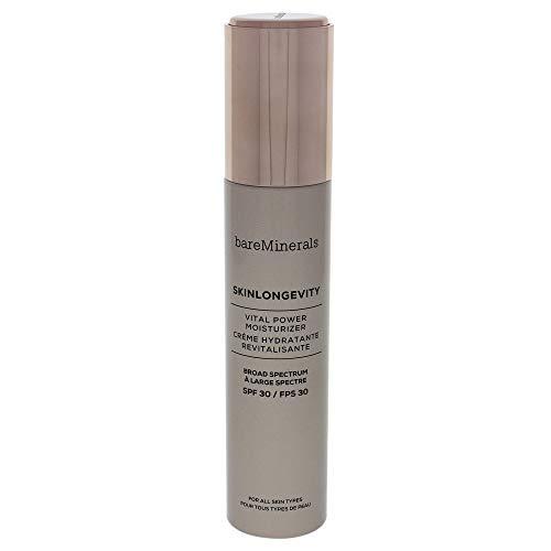 Bare Escentuals Skinlongevity Vital Power Moisturizer Spf 30 1.7 Oz