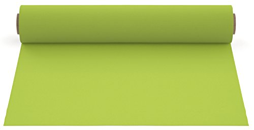 Firefly Craft Heat Transfer Vinyl For Silhouette And Cricut, 12 Inch by 20 Inch, Lime Green