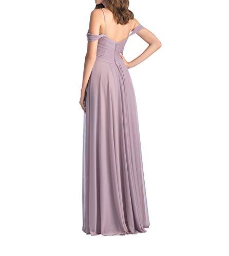 A La Lang Lemon mia Partykleider Promkleider Linie Gruen Abendkleider Chiffon Festlichkleider Brautjungfernkleider Braut Elegant qqzgwTH