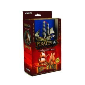 (Pirates of the Cursed Seas: Rise of the Fiends Value Box by Unknown)