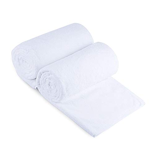 JML Microfiber Bath Towels, Bath Towel 2 Pack(30