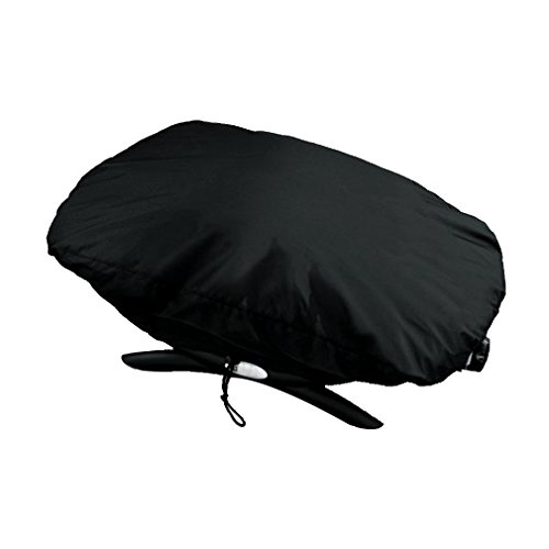 ProHome Direct Grill Cover Fits for Weber Q100,Q1000 Series and Baby Q Gas Grills,Black Review