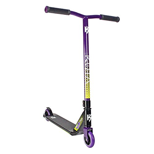 Kota Ninja Pro Scooter (Black/Purple)