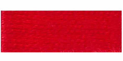 DMC 6-Strand Embroidery Cotton Floss, Bright Christmas Red