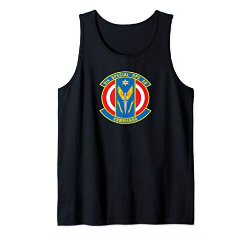 6th Special Operations Squadron Tank Top