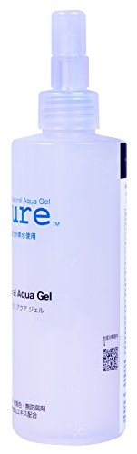 TOYO Cure Natural Aqua Gel - Hydrogen Activated Water Skin Exfoliator Suitable for All Skin Types (8.5 Ounce / 250 Milliliter) by NATURAL AQUA GEL CURE (Image #1)