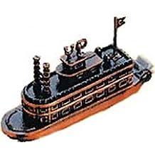 """Antique Pencil Sharpener: Mississippi Steam Boat (3.5"""")"""