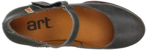 ART HARLEM 0933 - Zapatos de vestir de cuero para mujer Gris (Grau (BRUNITO))
