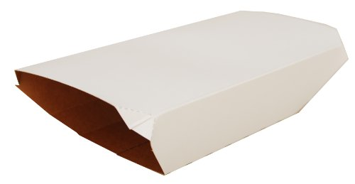 Southern Champion Tray 070300 Clay Coated Kraft Paperboard Food Tray Sleeve, For #300 Food Tray (Case of 250)
