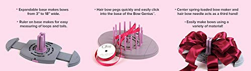 Offray Bow Genius Bow Maker Tool