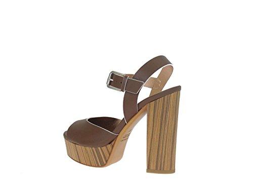 ALBANO - Sandalias de vestir para mujer T Moro