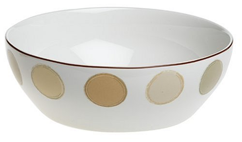 (Noritake Mocha Java 96-Ounce Round Vegetable Bowl)