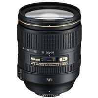 Nikon Nikkor 24-120mm f/4G ED-IF AF-S VR II Lens Bundle. USA. Value Kit with Acc