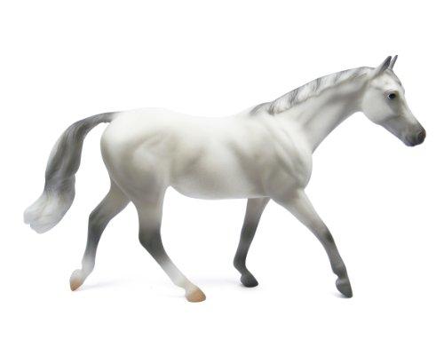 - Breyer Classics Grey Selle Francais Horse Toy