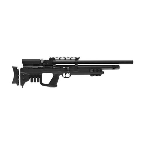 Hatson Gladius PCP Air Rifle .22 Caliber 19.40' Barrel 10 Rounds Synthetic Stock, Black