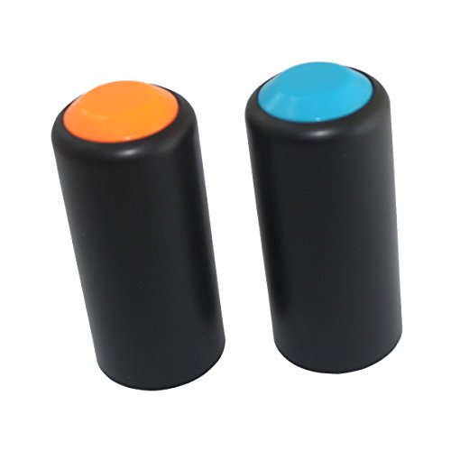 Weymic® Battery Screw on Cap Cup Cover for Shure Pgx2 Slx2 Wireless Microphones 2 Colors