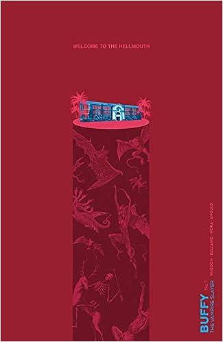 BUFFY THE VAMPIRE SLAYER #1 Pre-Order Variant  2019