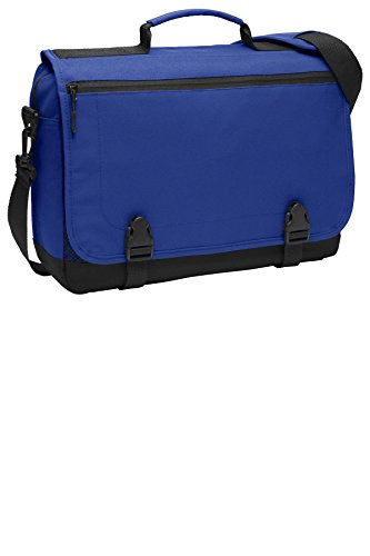 Port Authority luggage-and-bags Messenger Briefcase OSFA Twilight -
