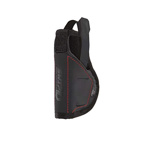 Swipe Switch Holster, Size 05 - Black/Subcompact 9mm and .40cal Semi-Autos