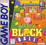 Kirby Block Ball