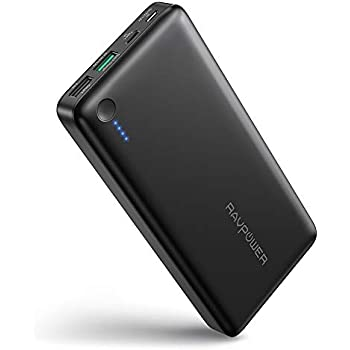 Amazon.com: USB C Power Bank RAVPower 26800mAh PD Portable ...